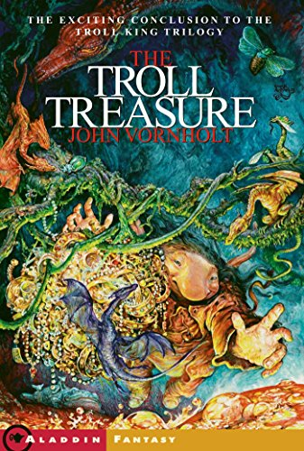 The Troll Treasure (Ready-For-Chapters) (English Edition)
