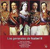 Los generales de Isabel II