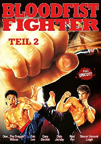 Bild von Bloodfist Fighter 2 - Uncut (Ring of Fire 1)