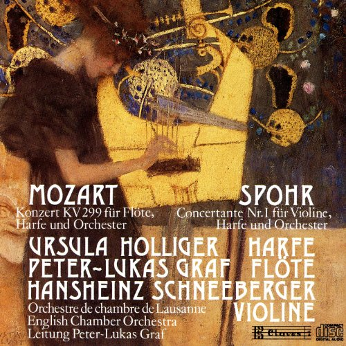 Mozart & Spohr: Concertante Works
