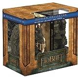 Le Hobbit: La désolation de Smaug - Edition Collector Guardiens d'Erebor - Blu-Ray 3D + Blu-Ray + DVD + DIGITAL Ultraviolet + 2 Statues Serre-livres