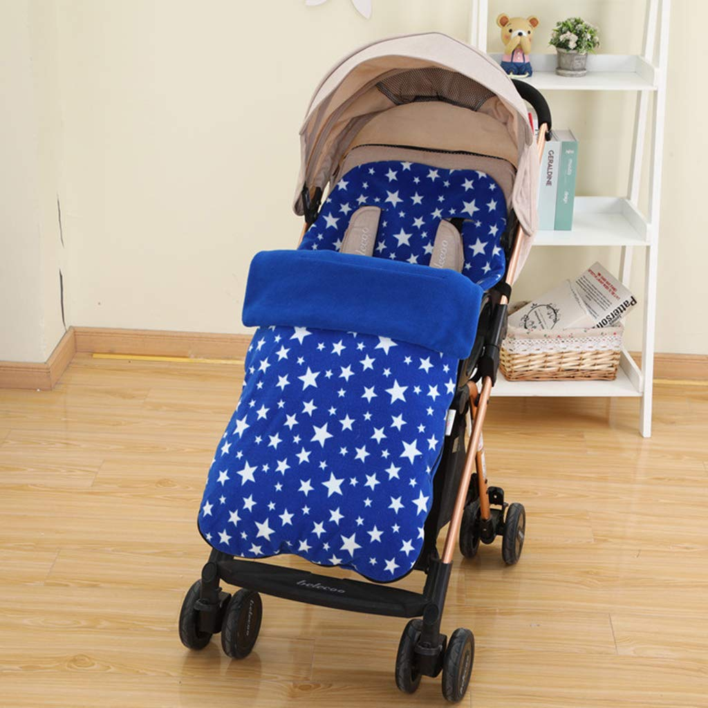 Saco De Dormir Para Bebés Recién Nacidos Niños Niñas Cochecito De Bebé Universal Saco De Dormir Acolchado, Extra Grueso…