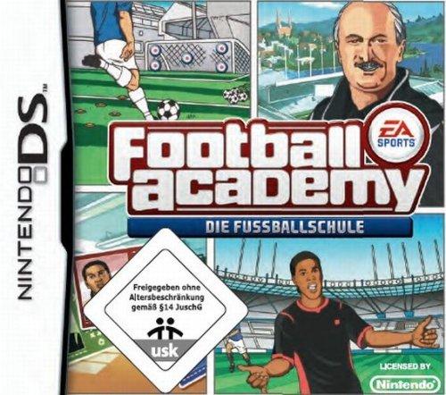 EA Sports Football Academy - Die Fussballschule - Ds-sport-spiele