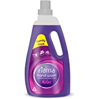 Fiama Relax Moisturizing hand wash, Lavender and Ylang Ylang, 1000ml refill pack