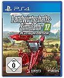 Landwirtschafts-Simulator 17: Platinum Edition - [Playstation 4]