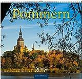 POMMERN: Original Rautenberg-Stürtz-Kalender 2018 - Mittelformat-Kalender 33 x 31 cm -