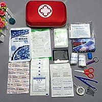DearGo Erste Hilfe Set 53 Stück von 18 Kategorien Notfall-Versorgungsmaterialien geeignet für Reisen, Camping... preisvergleich bei billige-tabletten.eu