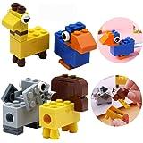 Temperamatite,BETOY 8 Pezzi Cartoon - Temperamatite a Forma Di Animale, Manuale, per Matite per,Portatile Universale Plastica