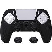 eXtremeRate PlayVital Cover Skin per DualSense Controller Custodia Protettiva in Silicone Antiscivolo per PlayStation 5…