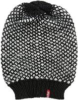 Levi's Women's Checkered Beanie