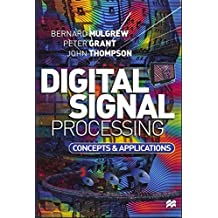 Digital Signal Processing: Concepts and Applications