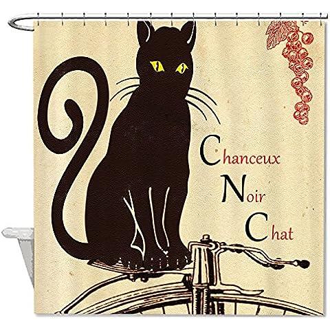 whiangfsoo Lucky Cat Cartoon Casa Decro Tenda da doccia per bambini, #8, 66