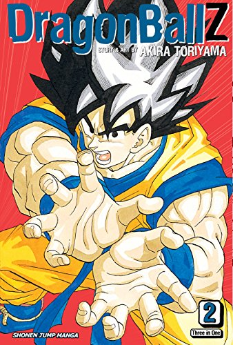 DRAGON BALL Z VIZBIG ED TP VOL 02 (C: 1-0-0) (Dragon Ball Z Vizbig Editions (Paperback)) por Akira Toriyama