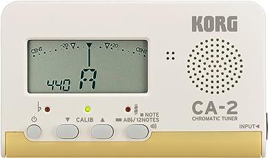 KORG CA-2Chromatisches Digital-Stimmgerät für Saiten-, Holzblas- und Messinginstrumente.