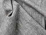 Tweed Gewebe Leinen & Viskose-Mischung Kleid Stoff