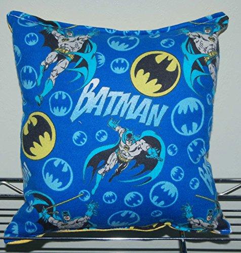 Batman Kissen klassische Batman Kissen HANDMADE in USA Kleinkind, Reise, Kindertagesstätte Kissen