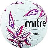 Mitre B1250 Poursuivre Netball Sport Professionnelle Joueurs Match Ballon D'entraînement Taille 5