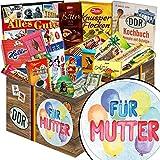 Für Mutter   Schokoladen Paket   Geschenkset   Für Mutter   Schokolade Korb   Geschenkideen für Mutter   mit Zetti, Viba, Halloren und mehr