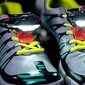 Night Runner 270 – Nachtfahrlicht für Schuhe