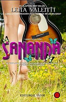 SANANDA II: Libro Segundo de [Valenti, Lena]