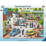 Ravensburger Puzzle 06131 - Einsatz in der Stadt