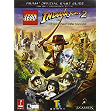 Lego Indiana Jones 2: The Adventure Continues: Prima's Official Game Guide (Prima Official Game Guides)