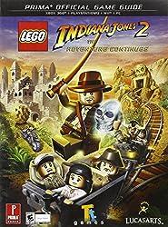 Lego Indiana Jones 2: The Adventure Continues (Prima Official Game Guides) [ LEGO INDIANA JONES 2: THE ADVENTURE CONTINUES (PRIMA OFFICIAL GAME GUIDES) ] By Knight, Michael ( Author )Nov-17-2009 Paperback