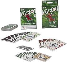 Giochi Preziosi Dieci Starter Pack 85 Carte per Rivivere una Vera Partita di Calcio
