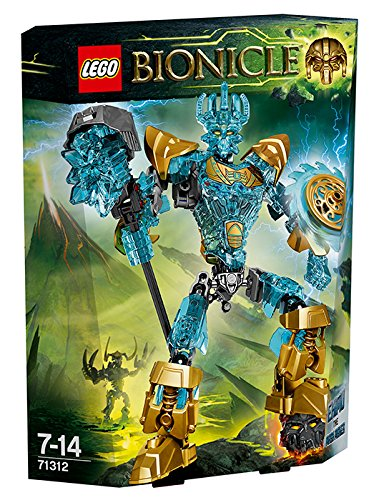 Lego 71312 - Set Costruzioni Bionicle Ekimu Creatore delle Maschere