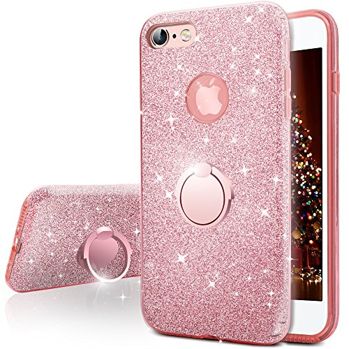 e5ccbffeb5e Miss Arts Funda iPhone 6S Plus, Funda iPhone 6 Plus, Carcasa Brillante  Brillo con