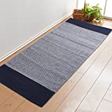 #4: Saral Home Premium Quality Cotton Handloom Made Yoga/Exercise Rugs -70x170 cm