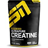 ESN Ultrapure kreatine monohydrater – 500 g – 166 portioner – räcker i 5,5 månader – renaste kreatinpulver – kosher och halal
