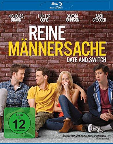 Reine Männersache - Date and Switch [Blu-ray]