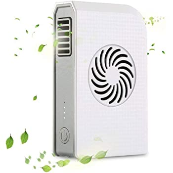 Household Appliances Small Personal Fan With 6000mah Power Bank Mini Handheld Usb Desk Fan With Portable Charger Best Using In Travel School Office 2019 Official Fans