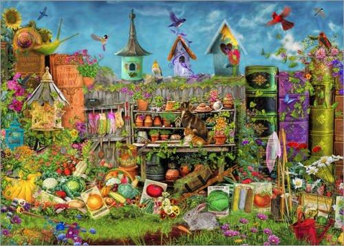 impression-sur-verre-acrylique-80-x-60-cm-sunny-garden-delight-de-aimee-stewart-mgl-licensing