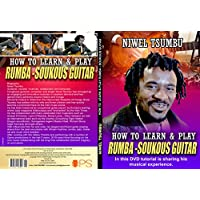 HOW TO LEARN & PLAY RUMBA- SOUKOUS GUITAR BY NIWEL TSUMBU