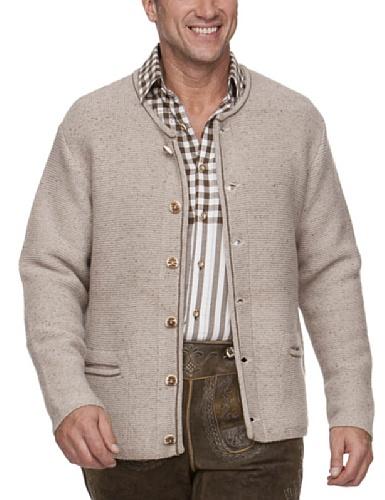 Stockerpoint Herren Trachtenjacke Jacke Magnus3, Gr. X-Large (Herstellergröße: 52), Beige (natur)