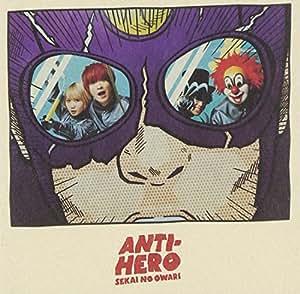 Anti-Hero [Ltd.Type B] [Import allemand]