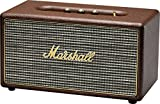 Marshall Stanmore - Altavoz portátil de 80 W (Bluetooth, RCA) color marrón