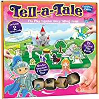 Cheatwell Games Tell-a-Tale Pre-School Fairy Tale Edition Storytelling Game