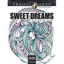 Sweet Dreams Coloring Book