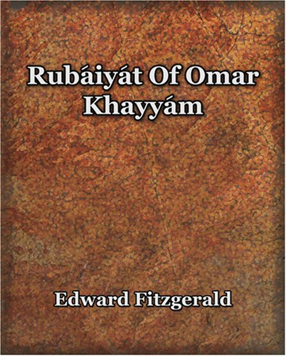 Rubaiyat of Omar Khayyam (1899)