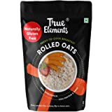True Elements Rolled Oats Naturally Gluten Free 1 kg - Breakfast Cereal