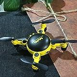 Jiayuane KY901 Mini pieghevole WiFi FPV in tempo reale RC Quadcopter Drone 2.4GHz 6Axis Gyro con 0.3MP HD Camera Headless Mode 360 ° RTF Toy