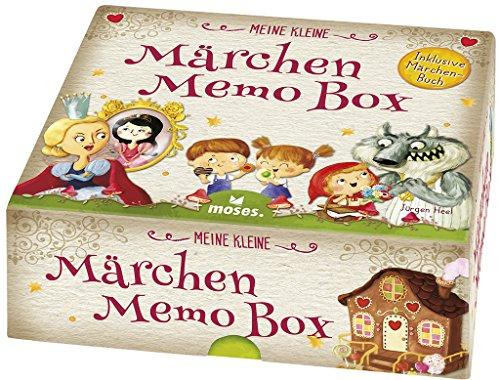 moses. - Meine kleine Märchen Memo Box | Das besondere Memo-Spiel (Märchen-zug)