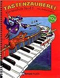 Klavierschule Tastenzauberei 3 - Klaviernoten [Musiknoten]