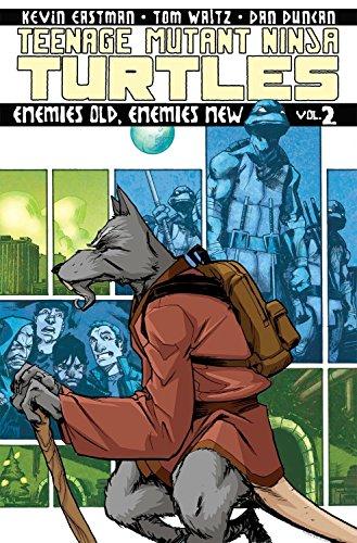 Teenage Mutant Ninja Turtles Volume 2: Enemies Old, Enemies New por Kevin B. Eastman