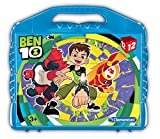 Clementoni - 41188 - Baby Cube Puzzle - Ben 10- 12Pièces