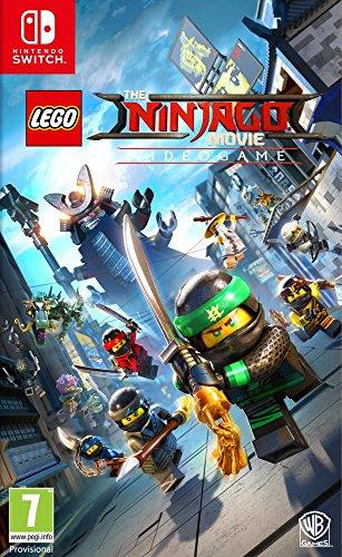 LEGO Ninjago le film le jeu vidéo Switch