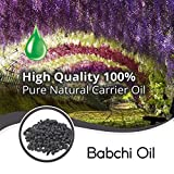 Babchi Oil (Psoralea Corylifolia) 100% Natural Pure Carrier Oil 10ML